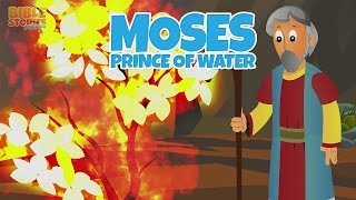 Moses and The Burning Bush! - 100 Bible Stories