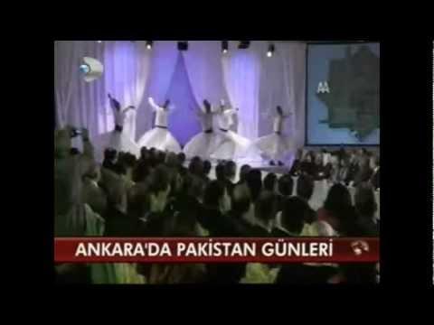 Pakistan Kültür Haftası - Defile Kanal D - 29 March 2012