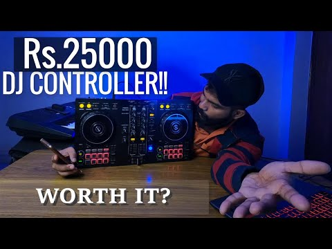 Rs. 25000 DJ Controller!! Worth It In India?