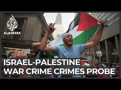ICC To Probe Reported War Crimes In Palestinian Territories