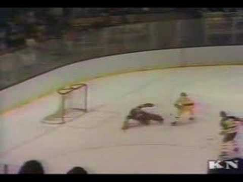 Vintage LA Kings Highlights