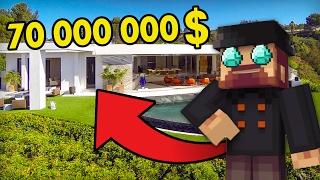 LA VILLA DE NOTCH À 70 000 000 $ !