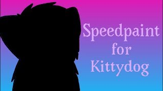 Speedpaint for Kittydog - Happy Birthday, Kittydog