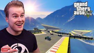 LIVE STUNT RACES MET DE CREW! - Royalistiq GTA 5 Livestream (Nederlands)
