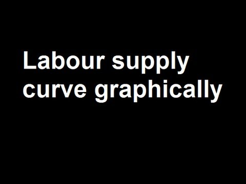 labour supply We also analyse the behaviour of the labour force participation rate through the   we find that labour supply shocks are the main drivers of the.