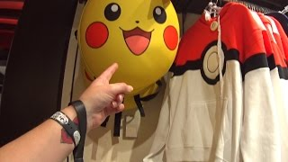Shopping for Anime Merchandise at Mitsukoshi Japan Epcot!