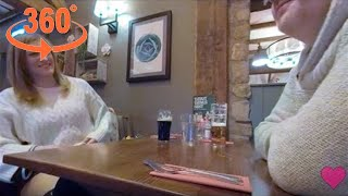 360 4K - At Scawsby Mill Having Food and Drink (Part 2)