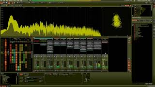 Flying Lotus - Coronus, The Terminator(Remix) - Renoise Drum & Bass