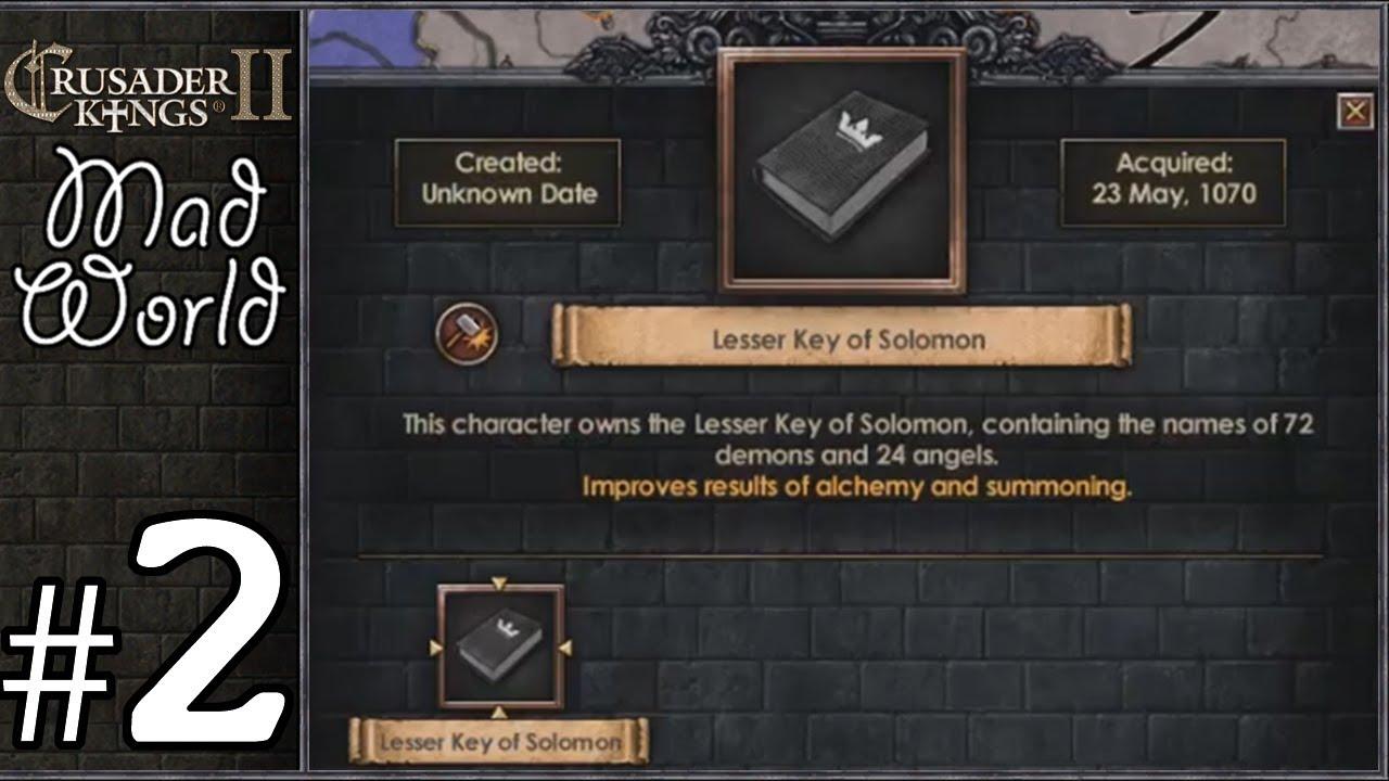 Ck2 artifact search mod
