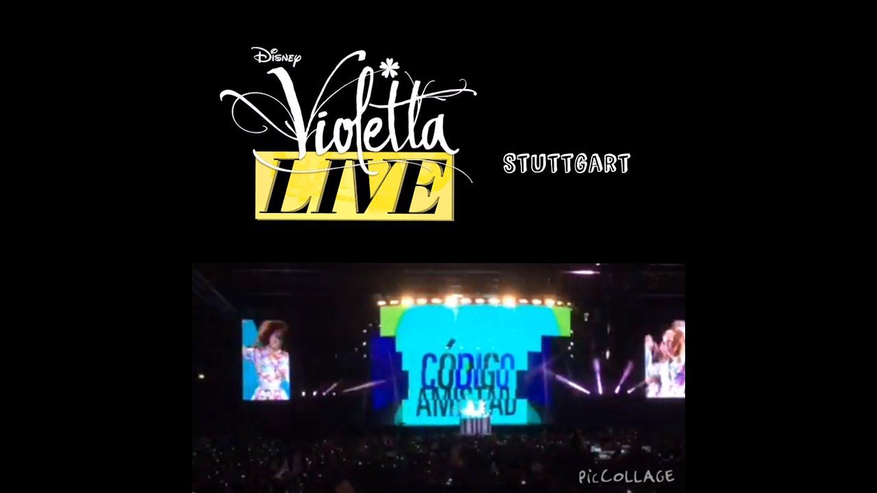 Violetta Live Stuttgart