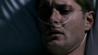 4x16 On the Head of a Pin (Dean/Castiel Hospital Scene)