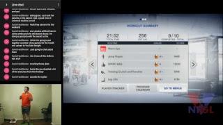 NFGL Live: UFC Personal Trainer (2011, Nintendo Wii) #19