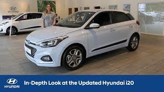 New 2019 Hyundai i20 Walk Around Review