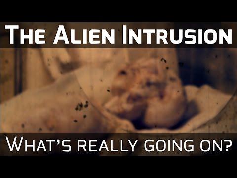 Alien Intrusion [Official Movie Trailer]  #1