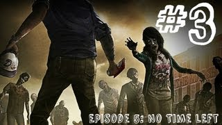 The Walking Dead - Episode 5 - Gameplay Walkthrough - Part 3 - DOWNFALL (Xbox 360/PS3/PC)