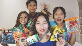 My Favorite Filipino Snacks!