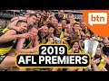 2019 AFL Premiers And SpaceX's New Rocket - Today's Biggest News
