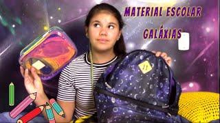 MATERIAL ESCOLAR 2020- Material das galaxias