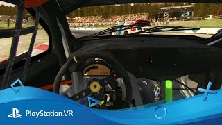 DiRT Rally | PlayStation VR Announce | PlayStation VR