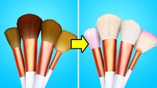 16 THE MOST EFFECTIVE MAKEUP HACKS TO SAVE YOUR TIME AND MONEY