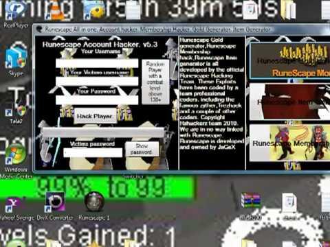 Runescape Hack Features
