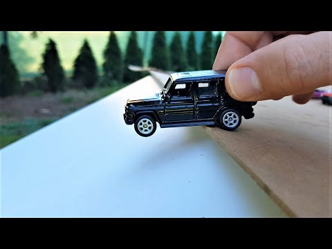 Welly cars 1:60 scale driving. Slide off the board