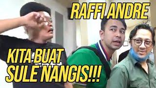 Download lagu RAFFI & ANDRE BALAS DENDAM  BUAT NGEPR4NK SULE‼️ GANTI RUGI RR 15 MILYAR!! RIZKY FEBIAN BINGUNG!