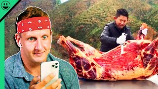 Why The US is BANNING Tik Tok! Food Expert Reacts To Viral FOOD Videos!