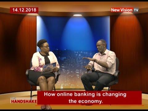 Impact of online banking in Uganda