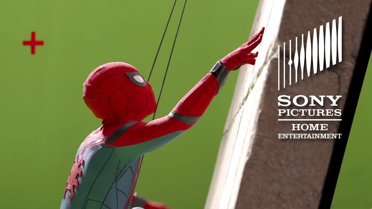 SPIDER-MAN: HOMECOMING - On Digital 9/26, On Blu-ray 10/17!