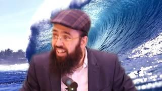 הרב יעקב בן חנן - 'הים ראה וינוס'..ממי השר של הים מפחד?