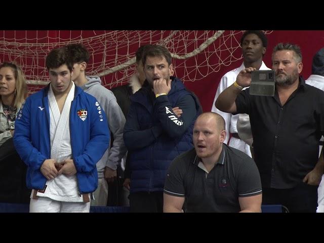 Tournoi international de judo