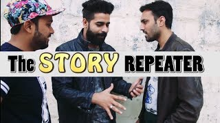 The STORY REPEATER feat. The Idiotz | The Great Mohammad Ali
