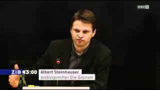Verfassungsklage gegen Vorratsdatenspeicherung - Österreich - 30.3.2012 ZIB