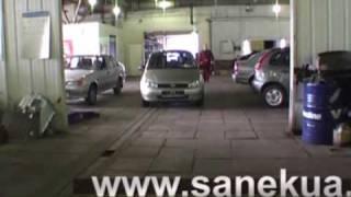 www sanekua ru Установка АКПП на Калину