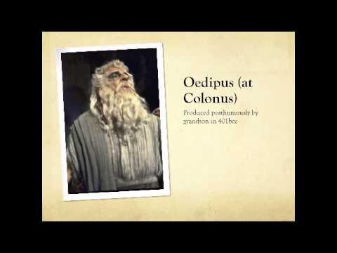 THA401 - Sophocles
