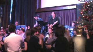 CALDONIA DREAM MEN - Jump / Should I Stay Or Should I Go (Hard Rock Cafe 13-12-2012)