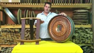 Barrel Carvings: An Old World Tradition, Modernized With Cnc Routers