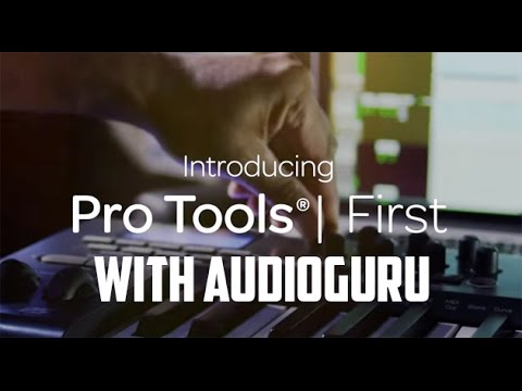 Pro tools first - What's included?