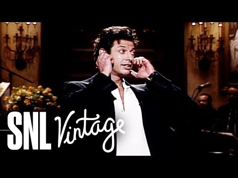 Monologue: Jeff Goldblum on Jurassic Park  SNL