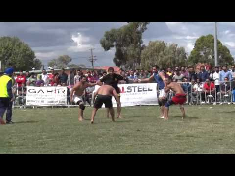MELBOURNE (Australia) Kabaddi Tournament - 2014 by Singh Sabha Sports Club