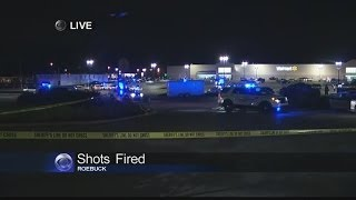 Jeff. Co. deputies on scene of officer-involved shooting outside Walmart