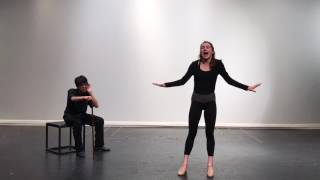 Take It On The Chin- ANNA MCGUIRE- Me and My Girl