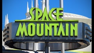Space Mountain Music Loop - Magic Kingdom - Walt Disney World