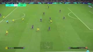 Pro Evolution Soccer 18 Gameplay