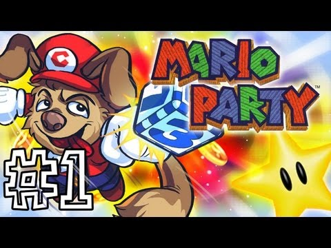 Mario Party N64 - Ep1 w/ The Creatures (CGN)