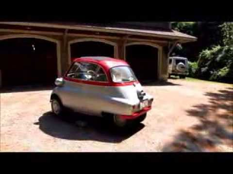 "1957 BMW Isetta ""Bubble Car"""