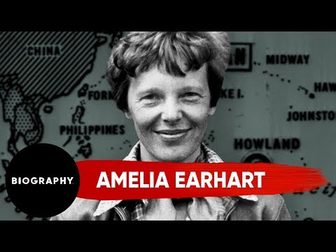 Amelia Earhart   Most Famous Aviatrix of All Time
