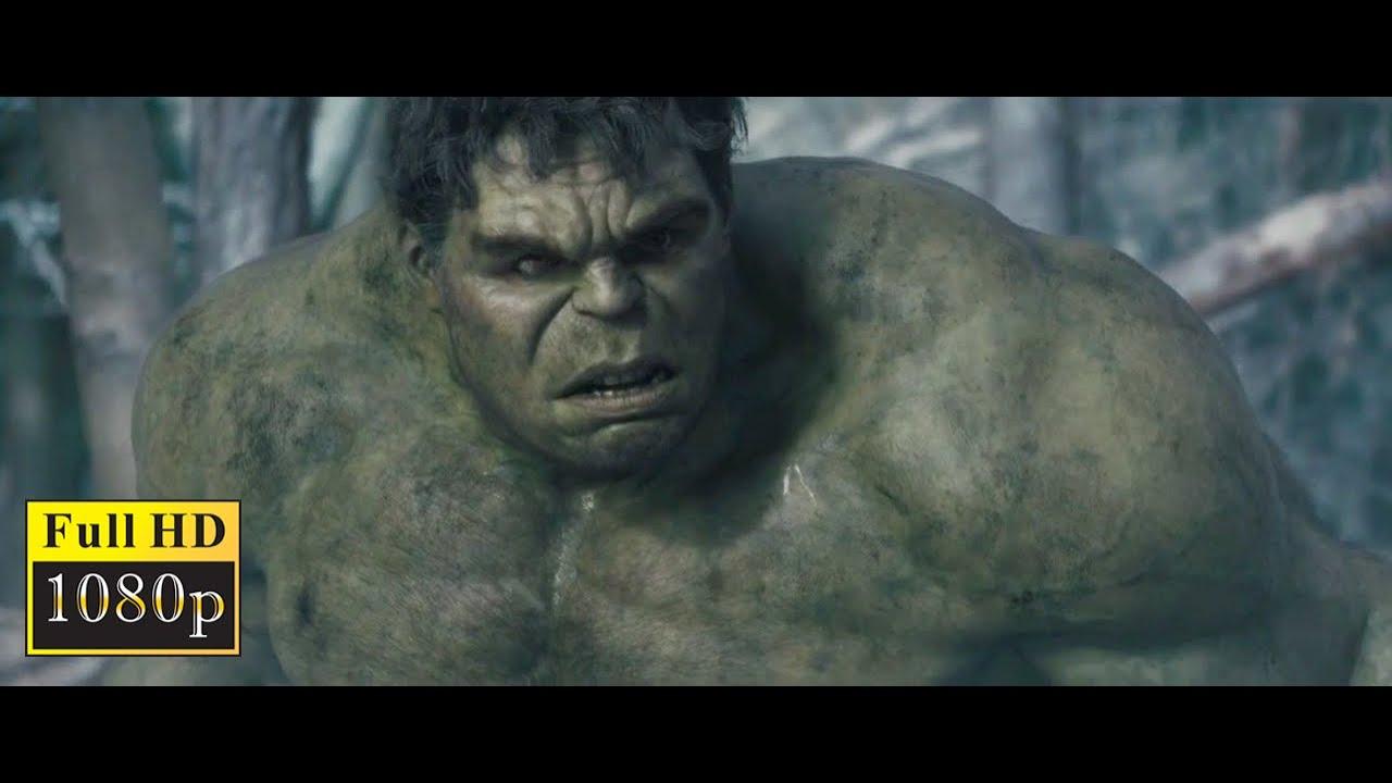 Download Avengers Age of Ultron AVENGERS VS HYDRA (PART-2) (1080P) Full HD II Best Movie Scene