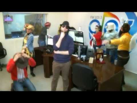 The Harlem Shake - ARAZ FM [BEST ONES!] Azerbaijan, Radio Ar